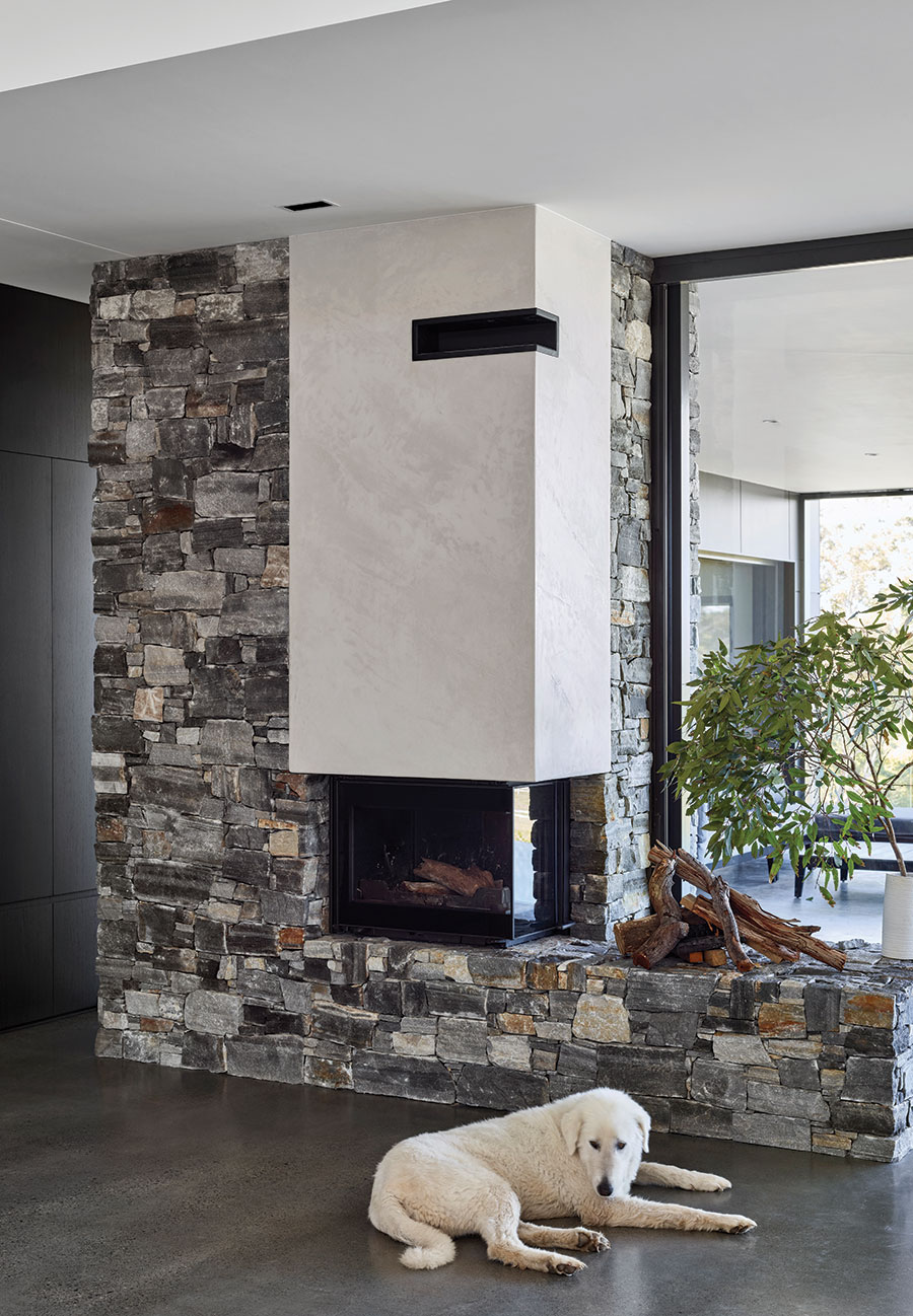 Maytree Studios modern country home