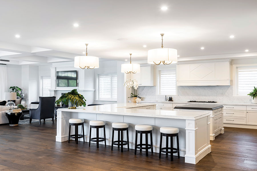 Enigma Interiors luxury cabinetry kitchen design