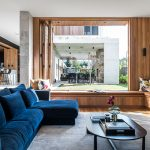 Glamour and comfort combine in this designer family home