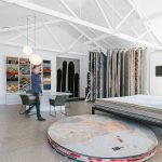 Step inside Designer Rugs showroom in bustling James Street precinct