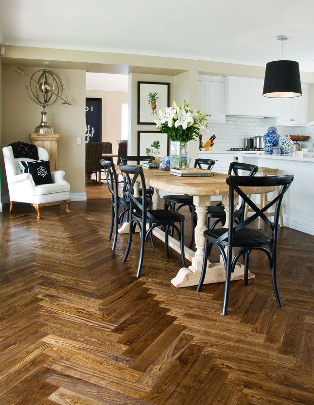 Wildwood parquetry timber flooring