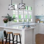 A classic yet fresh new kitchen designed for a homestead-style Queenslander