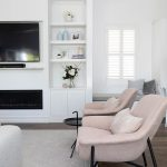 Softly spoken interiors complete this Red Hill renovation