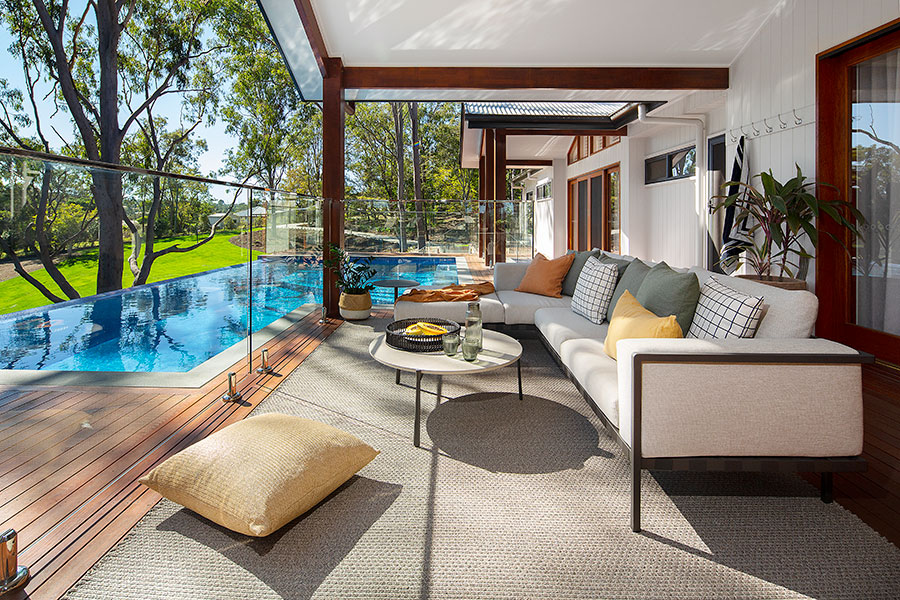 Jenny Ford Design Pullenvale home