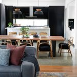 Style and substance combine in this artful family home