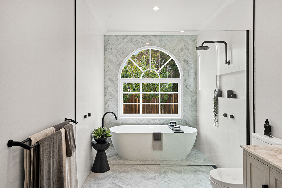 One of Toowoomba's most luxurious cottage renovations by The Reno Lads