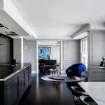 This stunning Ascot home boasts refined interior design and arty style