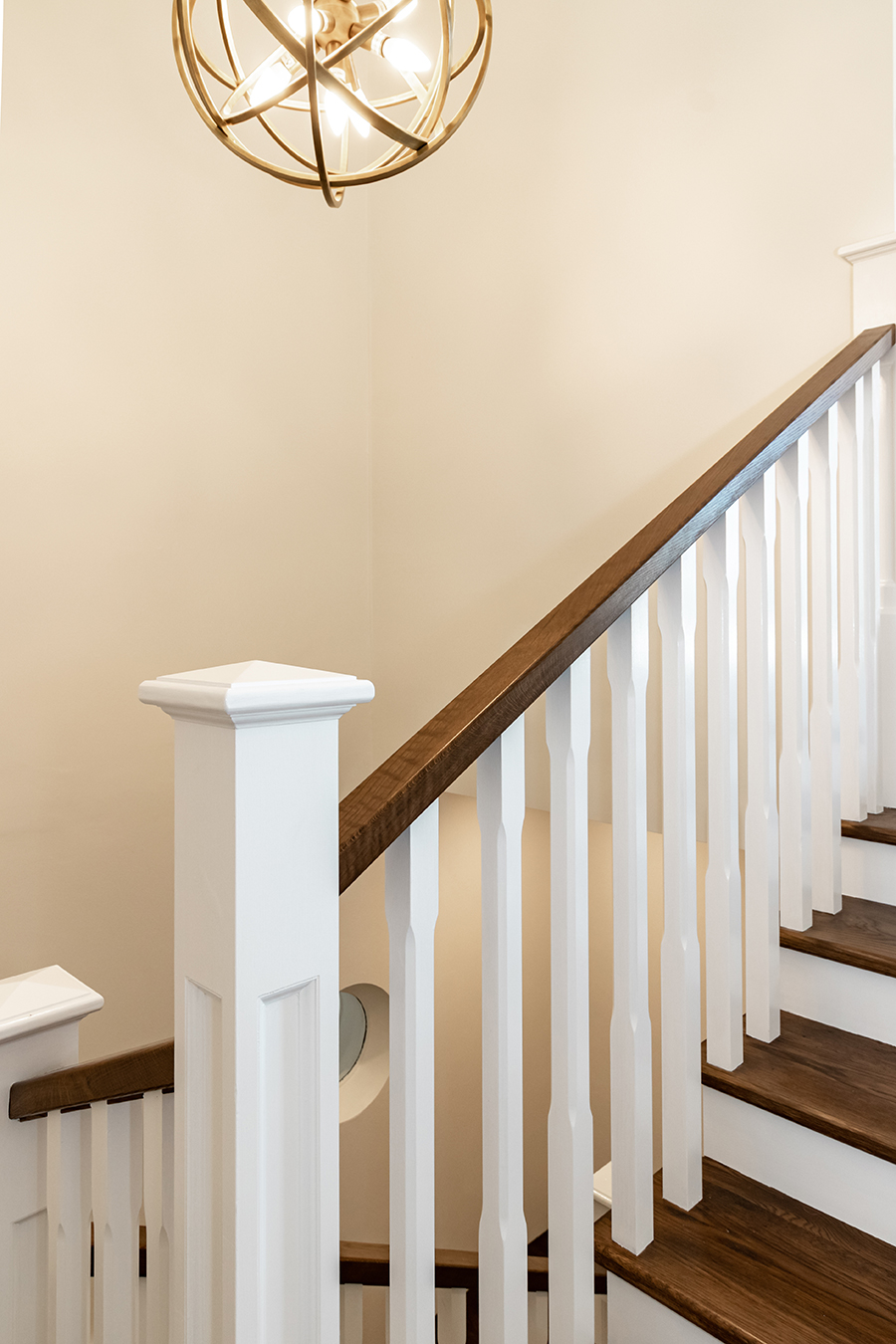 BBH Projects Tennyson renovation staircase