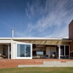This modern farmhouse is designed to make the most of life's seasons