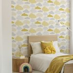 These gorgeous wallpapers take a playful approach to decorating kids bedrooms